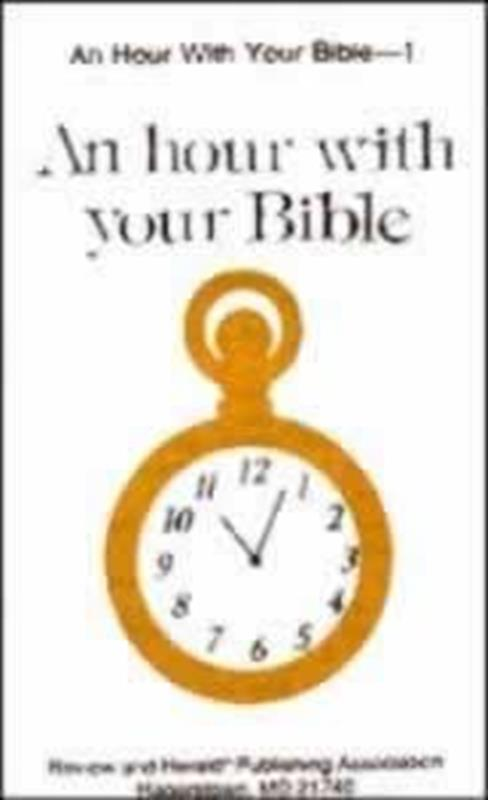 HOUR WITH YOUR BIBLE 100PK [HWB 1 OF 11],SHARING,0828019614