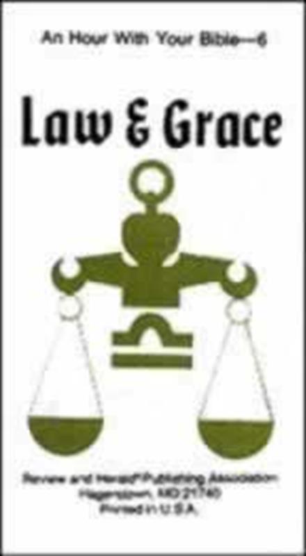 LAW & GRACE 100PK [HWB 6 OF 11],SHARING,0828019665