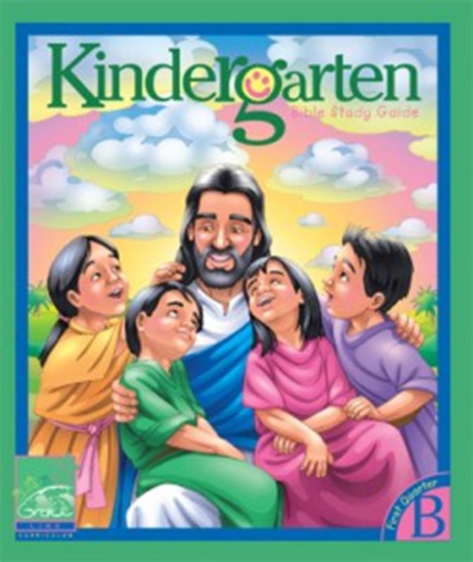 Q KINDERGARTEN 1Q,SABBATH SCHOOL,EKQ200101