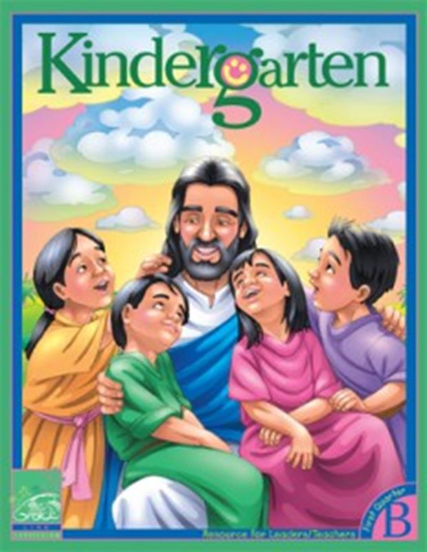 Q KINDERGARTEN LEADER/TEACHER 1Q,SABBATH SCHOOL,EKT200101