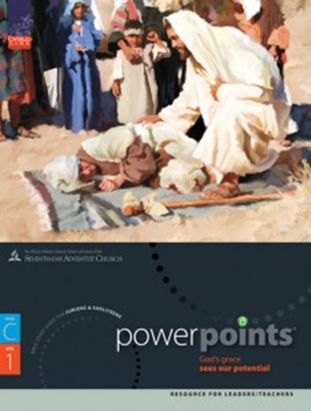 Q POWERPOINTS LEADER/TEACHER 1Q,SABBATH SCHOOL,EJT200101