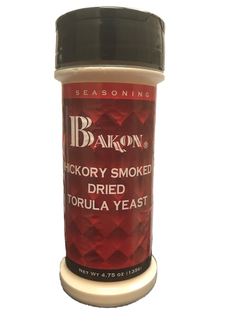 BAKON HICKORY SMOKE STYLE,BAKON,0078443106504