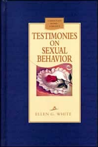 TESTIMONIES ON SEXUAL BEHAVIOR,ELLEN WHITE,0816318905