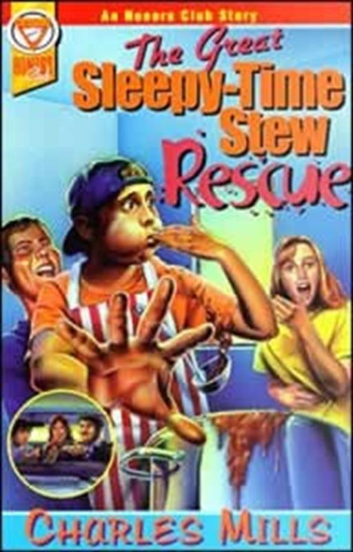 GREAT SLEEPY TIME STEW RESCUE [PHS],CHILDREN'S MINISTRY,0816320098