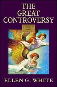 GREAT CONTROVERSY TP [COA 5 OF 5],ELLEN WHITE,081632090X