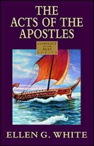 ACTS OF THE APOSTLES TP [COA 4 OF 5],ELLEN WHITE,0816320926