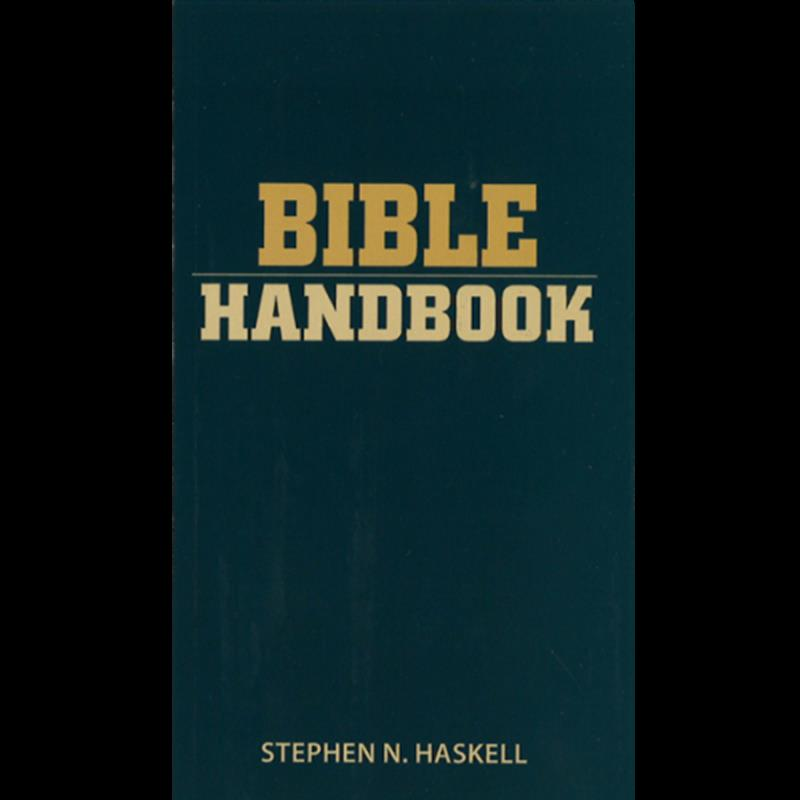 BIBLE HANDBOOK,FAITH & HERITAGE,0828005567