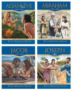 FAMILY BIBLE STORY 4V SET,BARGAIN,0828019177