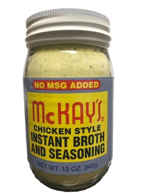 MCKAYS CHICKEN NO MSG CASE,MCKAYS,1100106