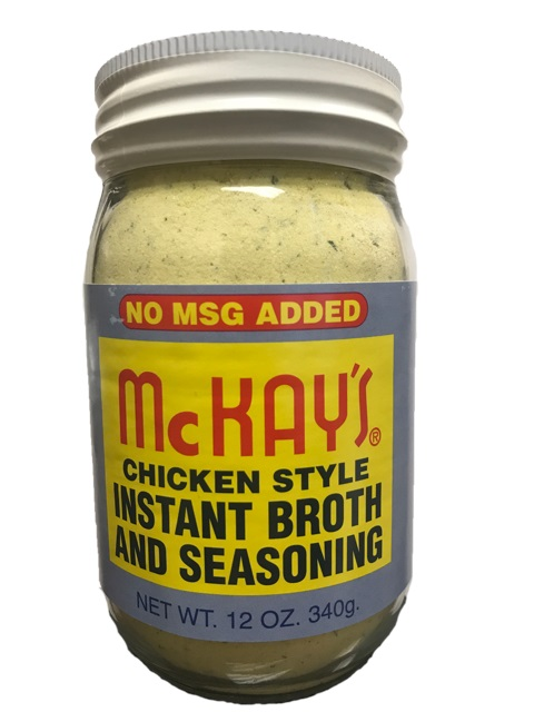 MCKAYS CHICKEN NO MSG CASE,MCKAYS,1100106