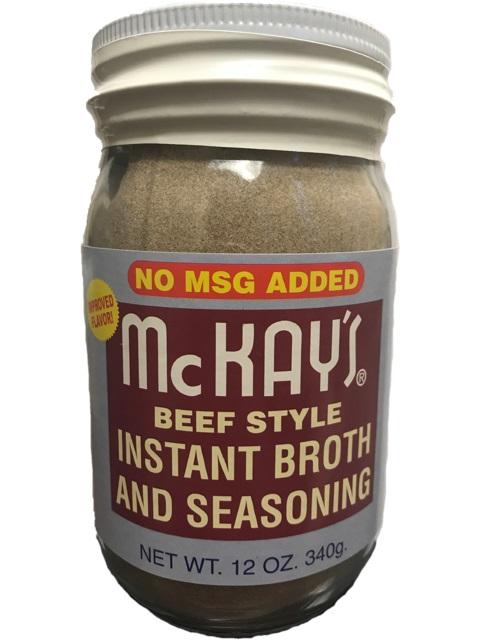 MCKAYS BEEF NO MSG CASE,MCKAYS,1100108