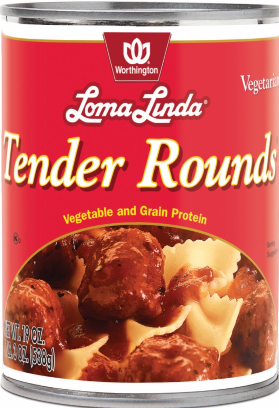TENDER ROUNDS WITH GRAVY CASE,LOMA LINDA,100059