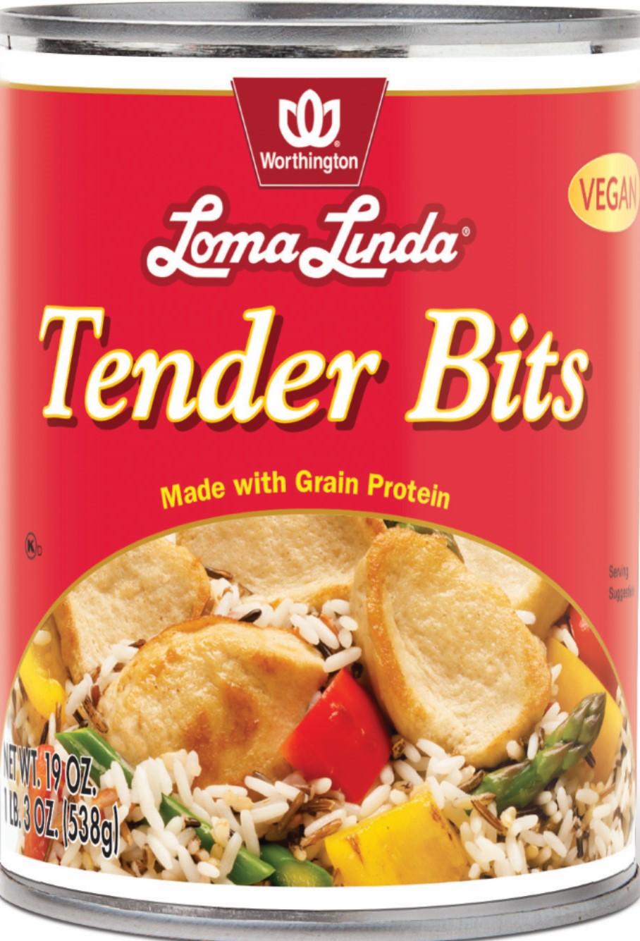TENDER BITS CASE,LOMA LINDA,100057