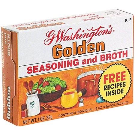 G WASHINGTON BROTH GOLDEN CASE,HOMESTAT FARM,1131610