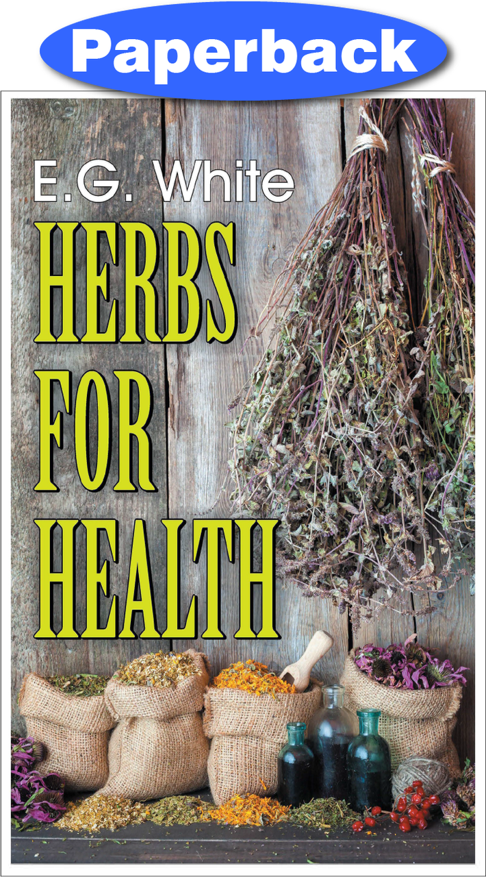 HERBS FOR HEALTH,ELLEN WHITE,945-5947