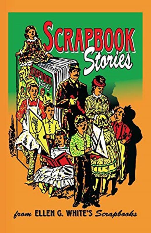 SCRAPBOOK STORIES,CHILDREN'S MINISTRY,945-6175