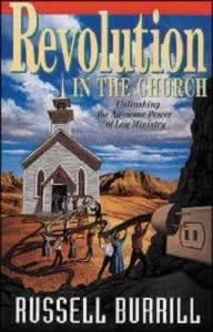 REVOLUTION IN THE CHURCH,BIBLE STUDY,1878046292