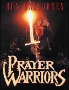PRAYER WARRIORS [HALVERSEN],CHRISTIAN LIVING,9781878046314