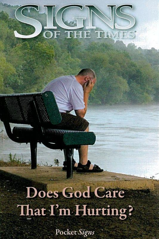 DOES GOD CARE THAT IM HURTING 100 PK [PKS],SHARING,4333003606