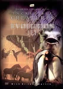 DVD INCREDIBLE CREATURES THAT DEFY EVOLUTION 3 [ICS],MEDIA,678570040353