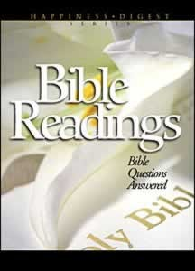BIBLE READINGS FOR THE HOME ASI,SHARING,0816309639