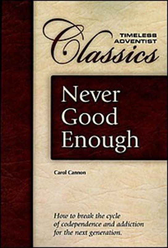 NEVER GOOD ENOUGH [TAC],FAMILY LIFE,0816311455