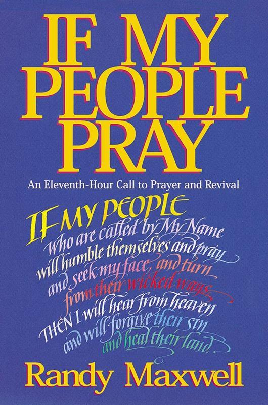 IF MY PEOPLE PRAY TP,CHRISTIAN LIVING,081631246X