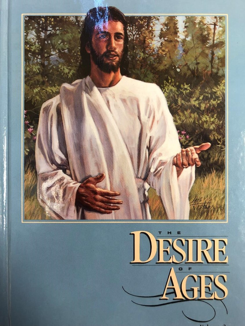 DESIRE OF AGES 2 OF 2,ELLEN WHITE,0816312842