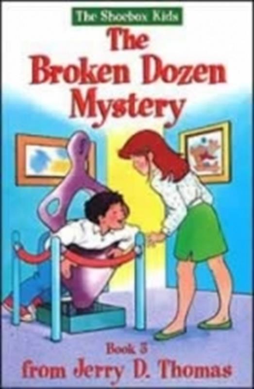 BROKEN DOZEN MYSTERY [SBK 5 OF 12],CHILDREN'S MINISTRY,0816313326