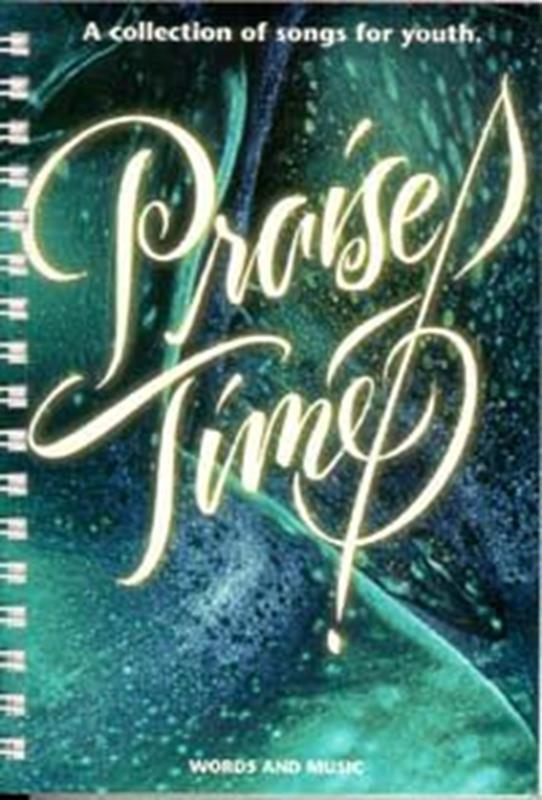 PRAISE TIME WORD MUSIC EDITION,HYMNALS/SONGBOOKS,0816318174