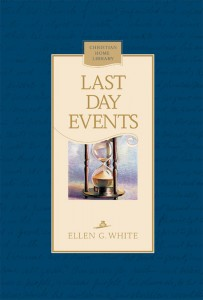 LAST DAY EVENTS CL,ELLEN WHITE,0816318794