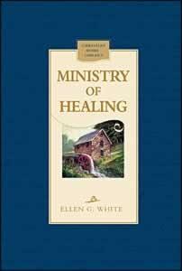MINISTRY OF HEALING CHL,ELLEN WHITE,0816318816