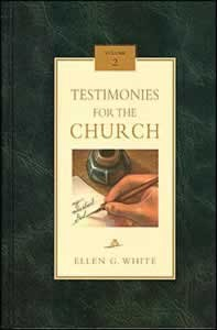 TESTIMONIES FOR THE CHURCH CL [2 OF 9],ELLEN WHITE,0816318921