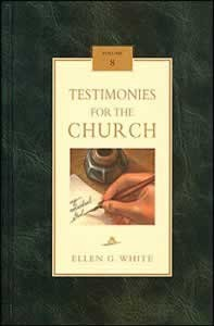 TESTIMONIES FOR THE CHURCH CL [8 OF 9],ELLEN WHITE,0816318980
