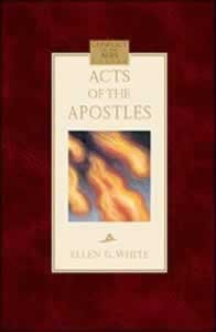 ACTS OF THE APOSTLES CL [COA 4 OF 5],ELLEN WHITE,0816319197