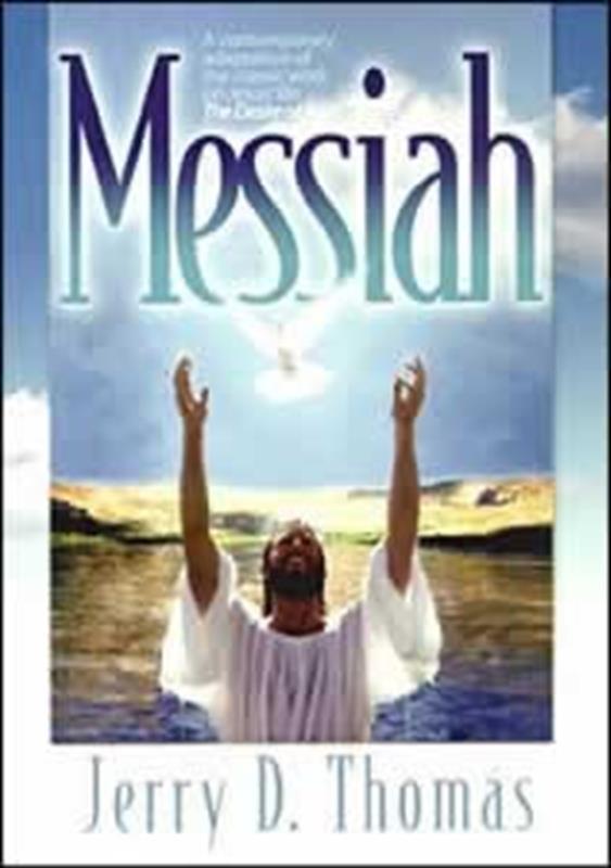 MESSIAH CAUCASIAN COVER TP,FAITH & HERITAGE,0816319782