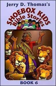 SHOEBOX KIDS BIBLE STORIES [SKBS 6 OF 6],BARGAIN,0816320055
