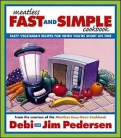 MEATLESS FAST & SIMPLE COOKBOOK,BARGAIN,0816320209