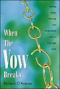 WHEN THE VOW BREAKS,BARGAIN,0816321388