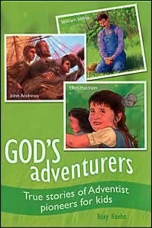 GODS ADVENTURERS,CHILDREN'S MINISTRY,0816321485