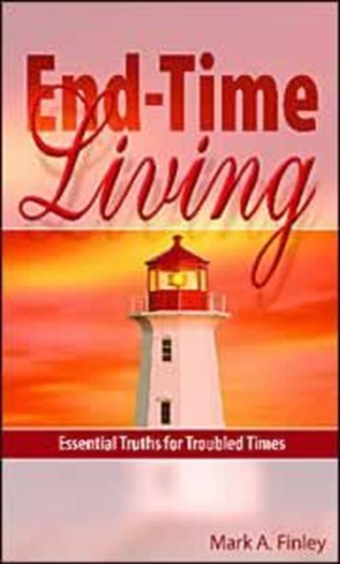 END TIME LIVING,SHARING,0816321744