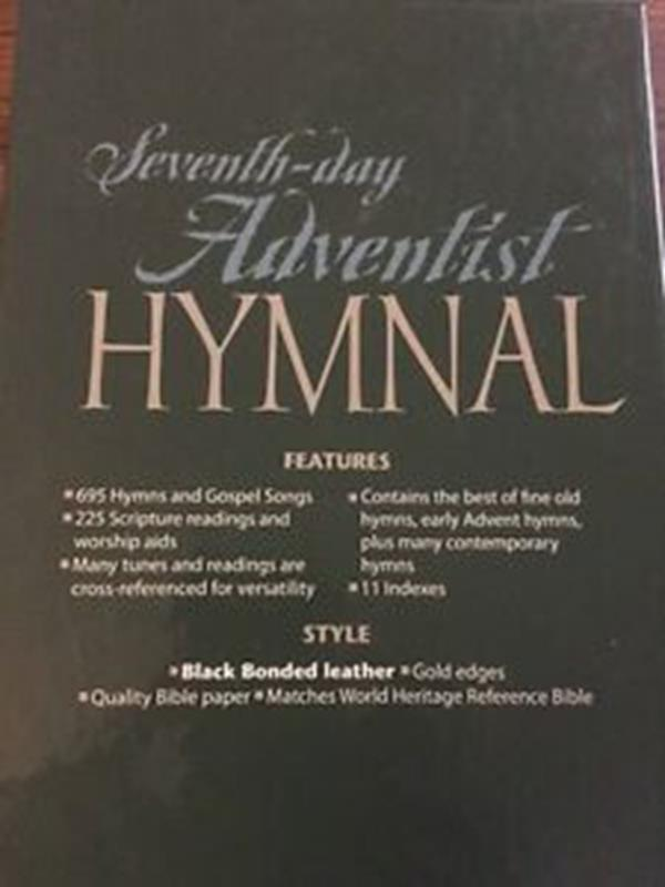 SDA HYMNAL BL,HYMNALS/SONGBOOKS,0828003262
