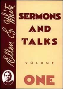 EGW SERMONS & TALKS 1,ELLEN WHITE,0828008701