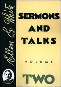 EGW SERMONS & TALKS 2,ELLEN WHITE,0828008787