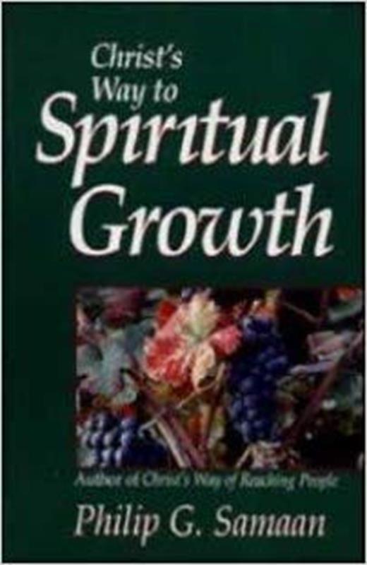 CHRISTS WAY TO SPIRITUAL GROWTH,FAMILY LIFE,0828009465