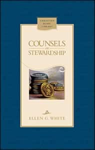 COUNSELS ON STEWARDSHIP CL,ELLEN WHITE,0828015708