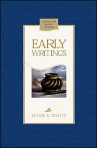 EARLY WRITINGS CL,ELLEN WHITE,0828015716