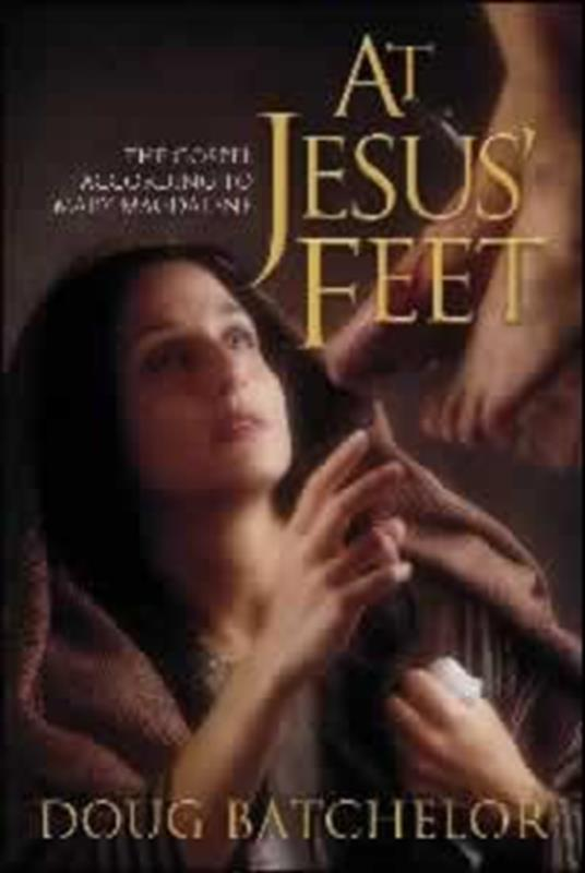 AT JESUS FEET MM,SHARING,0828015910