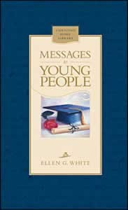 MESSAGES TO YOUNG PEOPLE CL,ELLEN WHITE,0828016364