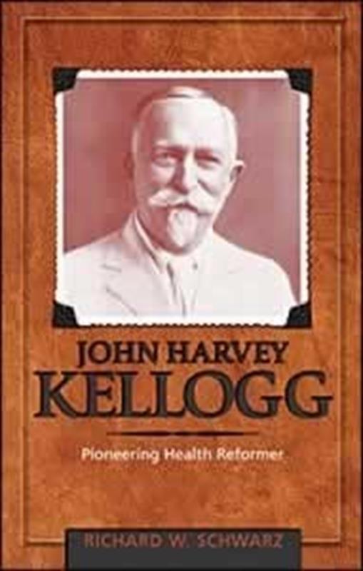 JOHN HARVEY KELLOGG PIONEERING HEALTH REFORMER CL [APS],FAITH & HERITAGE,0828019398